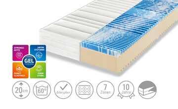 Dreamer eXpress 7-Zonen-Gelart-Komfortschaumkernmatratze  Puro 3