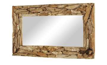 Spiegel  Wood-Look