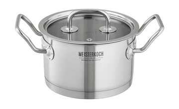 Meisterkoch Topfset, 4-teilig  Modus