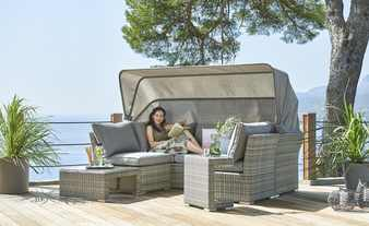 a casa mia Outdoor-Lounge  New Portland