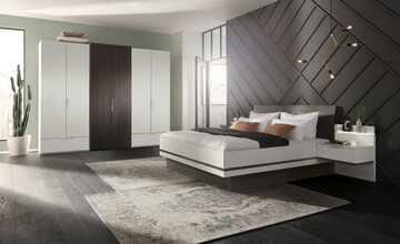 Komplett-Schlafzimmer, 4-teilig  Concept me