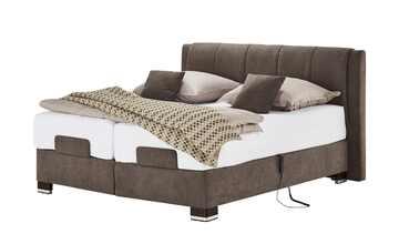 boxspringbett mit motor pro spring vario 180x200 cm. Black Bedroom Furniture Sets. Home Design Ideas