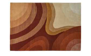 Gray & Jones Handtuft-Teppich  Fuego