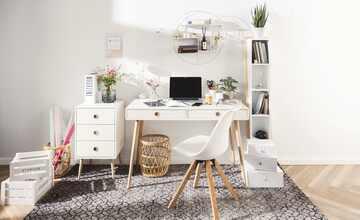 Schreibtisch  Olmo