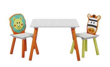 Kindersitzgruppe  Safari