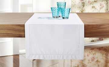 HOME STORY Tischläufer  Blanket Stick