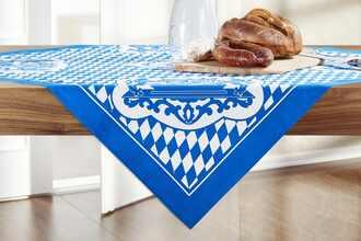 Tischdecke  Bayern