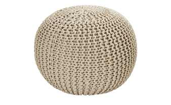 HOME STORY Strickpouf