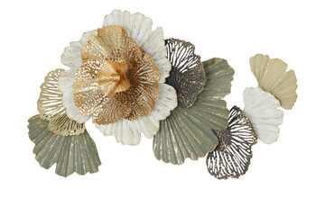 Wanddekoration  Blume