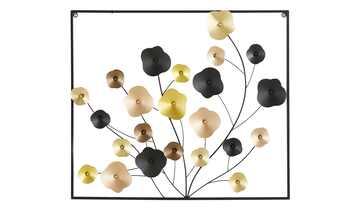 Wanddekoration  Blumen
