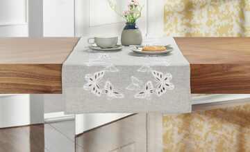 Tischläufer  Schmetterlinge