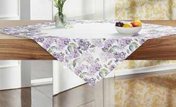 Mitteldecke  Lavendel