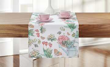 Tischläufer  Tulpen