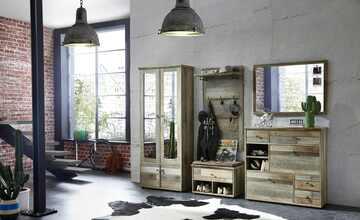 Garderoben-Set, 5-teilig  Sedona