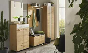 Garderoben-Set, 6-teilig  Vista