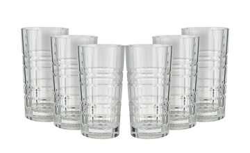 Longdrinkglas, 6-teiliges Set  Spiritii