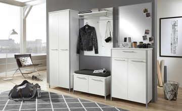 Garderoben-Set, 5-teilig  Lamar