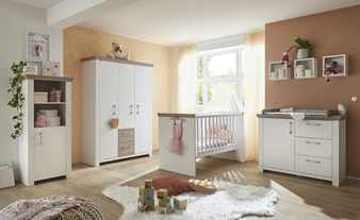 Babyzimmer, 3-teilig  Winny