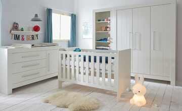 Babyzimmer, 3-teilig  Smilla