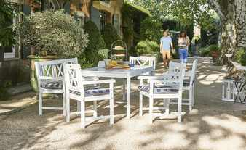 Garten-Sitzgruppe, 6-teilig  Eden