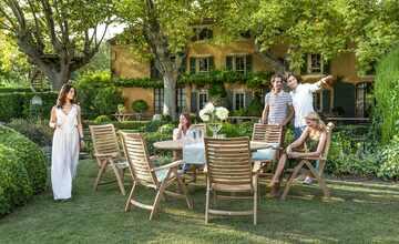 Garten-Sitzgruppe, 7-teilig  Cambridge