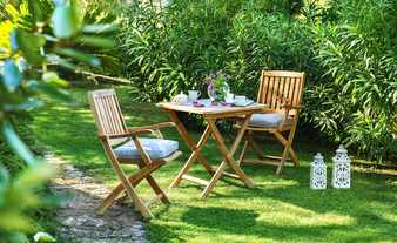 Garten-Sitzgruppe, 3-teilig  Cambridge