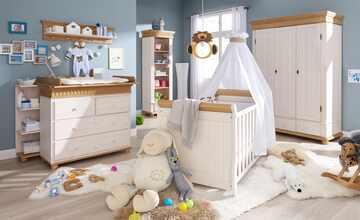 Babyzimmer, 7-teilig  Bornholm