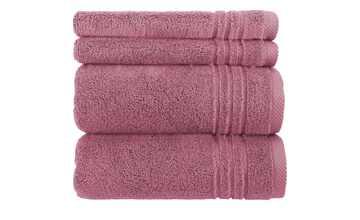 Handtuch-Set Beere, 4-teilig  Soft Cotton