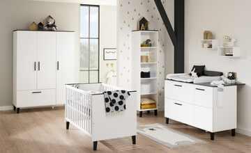 Babyzimmer, 7-teilig  Eliana