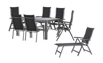 Garten Sitzgruppe, 8-teilig   Royal Richmond