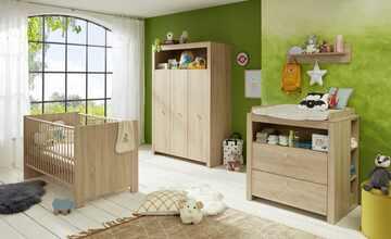 Babyzimmer, 5-teilig  Max