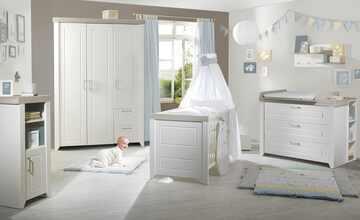Babyzimmer, 6-teilig  Felicia