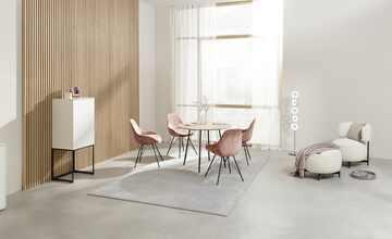 JOOP! Sessel-Hocker mit drehbarem Sitzfeld  Characters