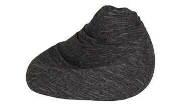 Sitzsack schwarz  Bela