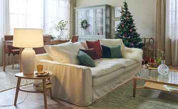 SOHO Sofa 3-sitzig  Sarvika