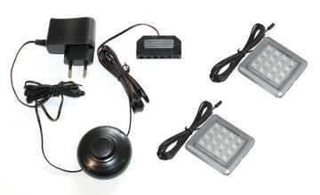 LED- Unterbauspot, 2er Set