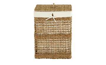 Wäschekorb mit Deckel