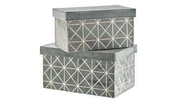 Aufbewahrungsboxen, 2er-Set
