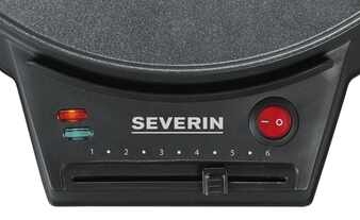 SEVERIN Crêpes Maker  CM 2198