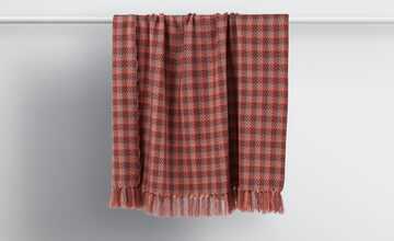LAVIDA Strick Plaid  Tweed Me