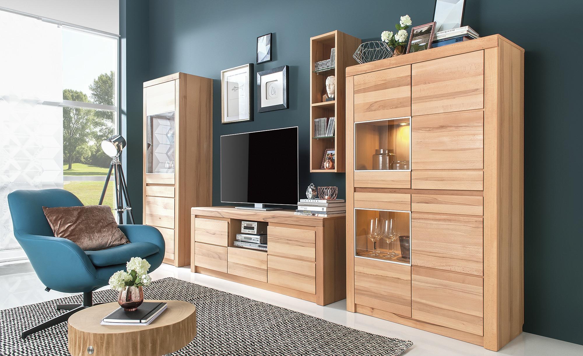 Wohnkombination Porto 8, gefunden bei Möbel Höffner
