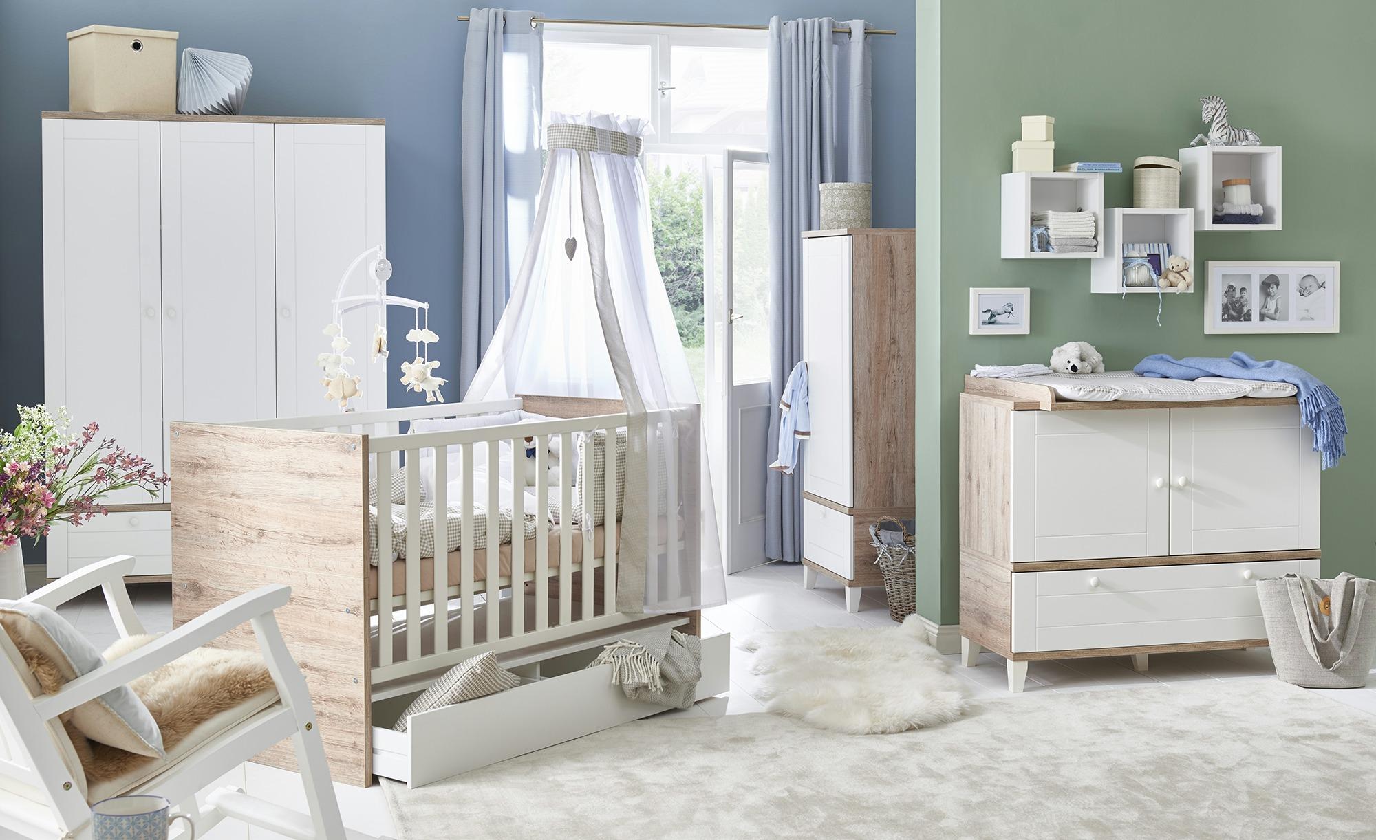 Komplettset für Babyzimmer