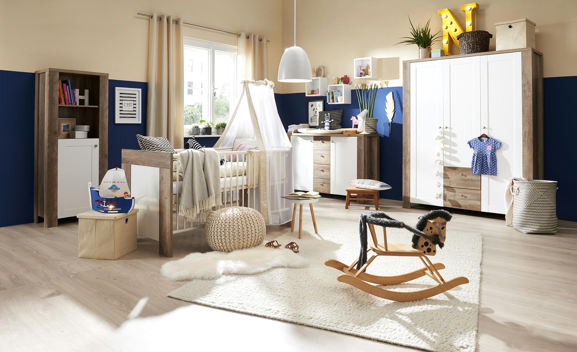 Babyzimmer komplett einrichten mit dem Möbelset