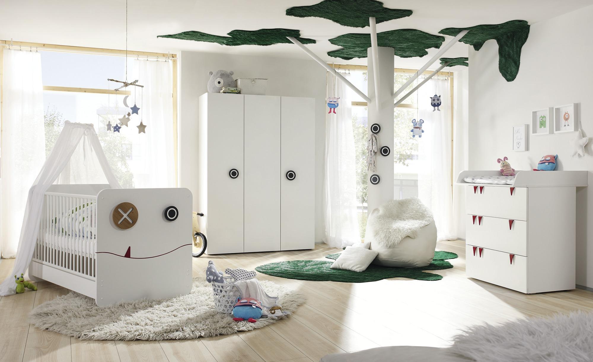 Babyzimmer Minimo, gefunden bei Möbel Höffner