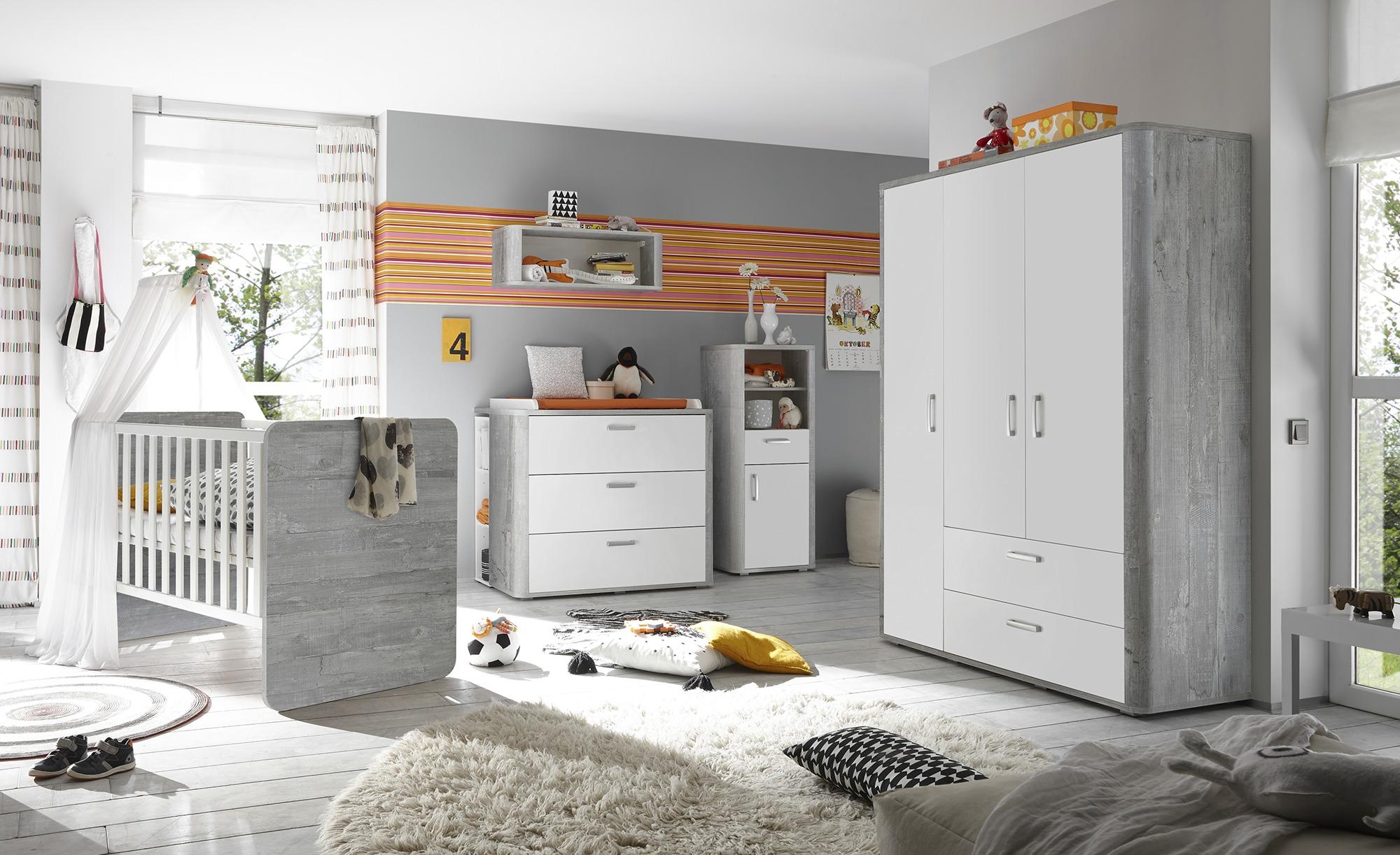 Möbelset für Babyzimmer
