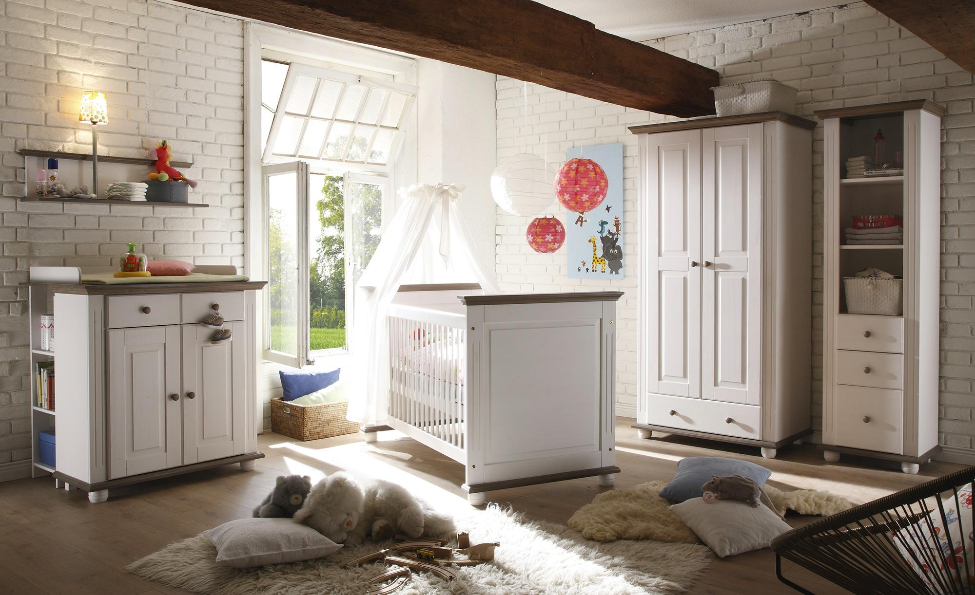 Babyzimmer Melissa, gefunden bei Möbel Höffner