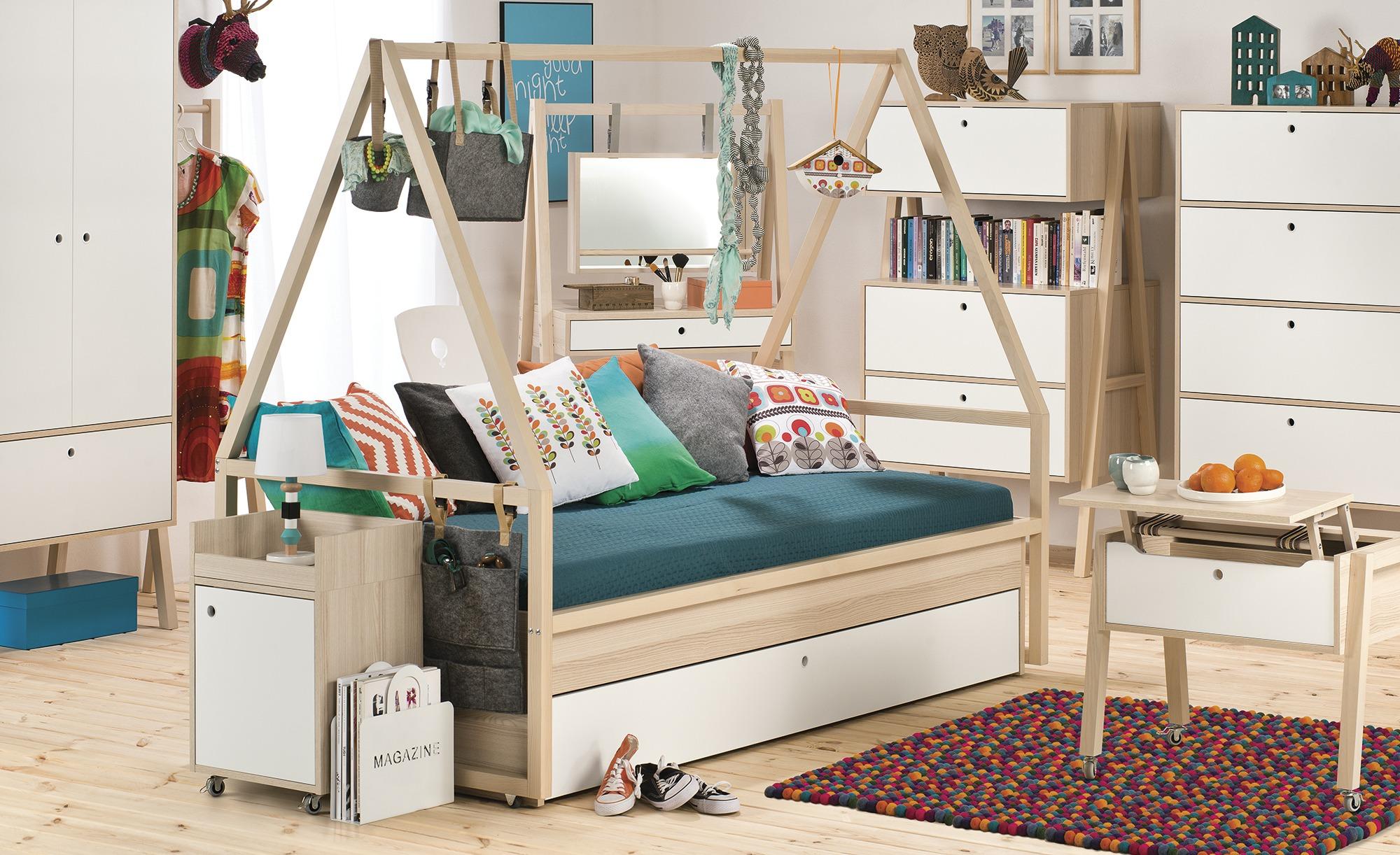 Kinderzimmer und Jugendzimmer im skandinavischen Stil