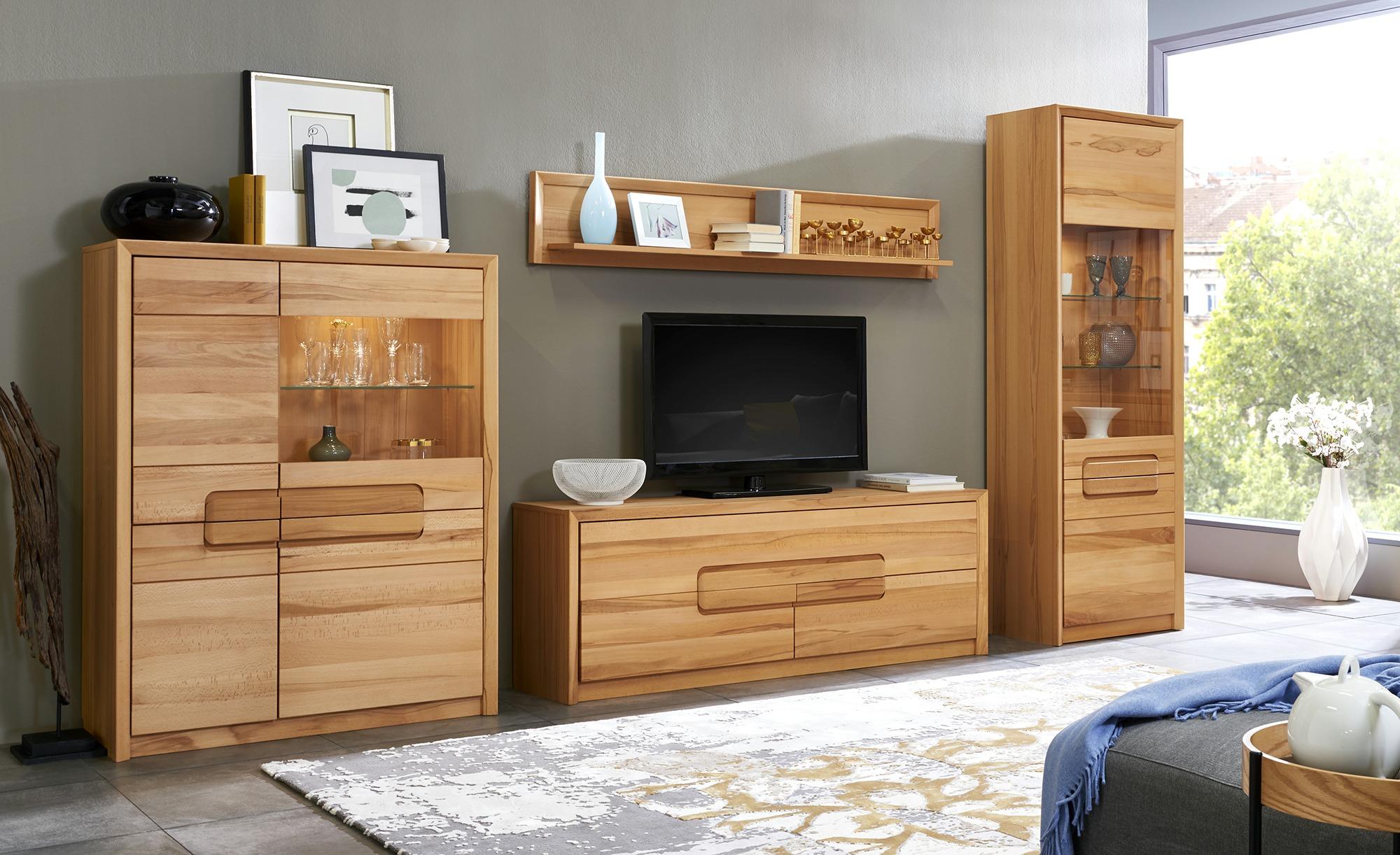 Wohnkombination Oslo, gefunden bei Möbel Höffner