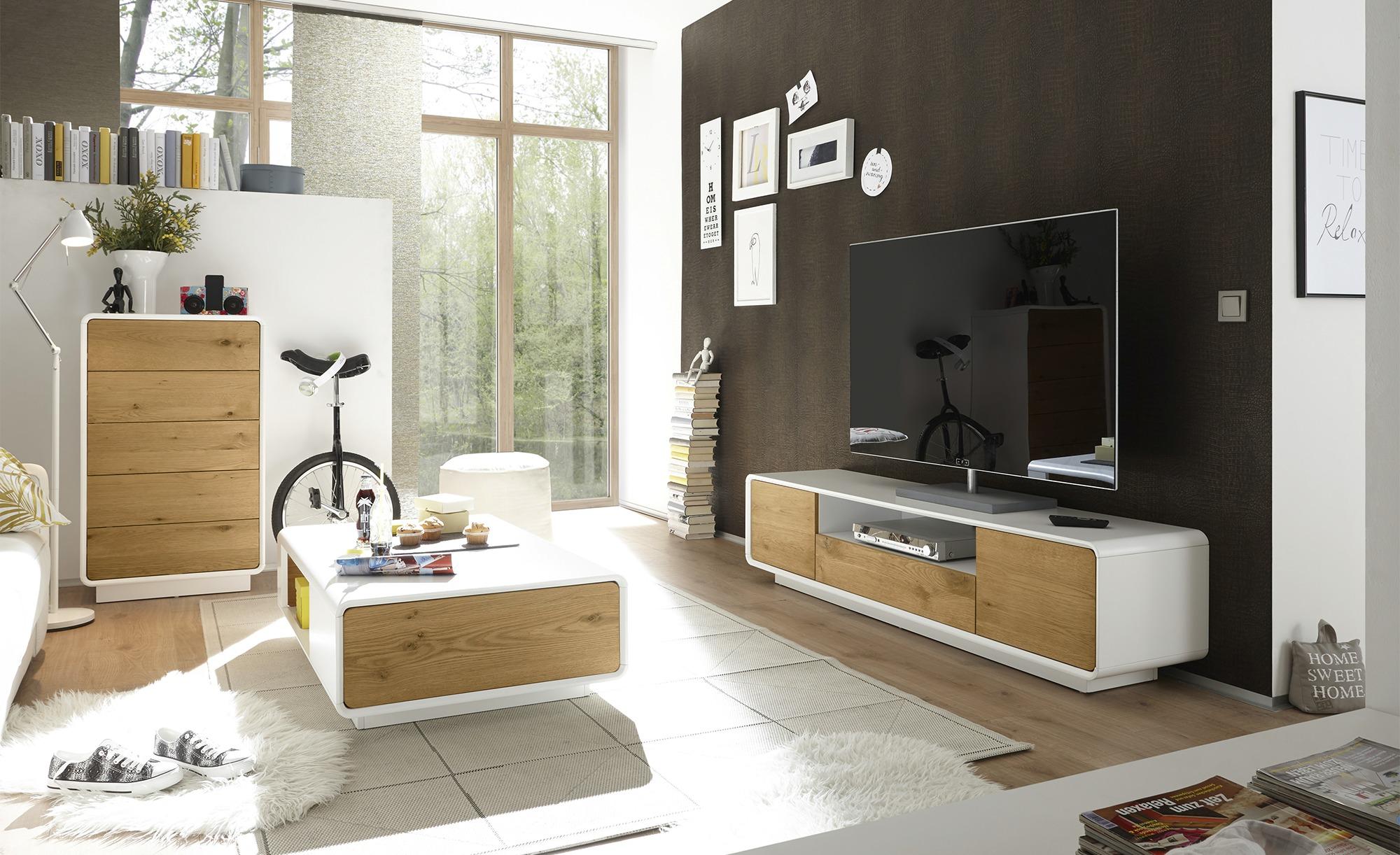 Wohnzimmer-Set 3-teilig Bruneck | Möbel Höffner
