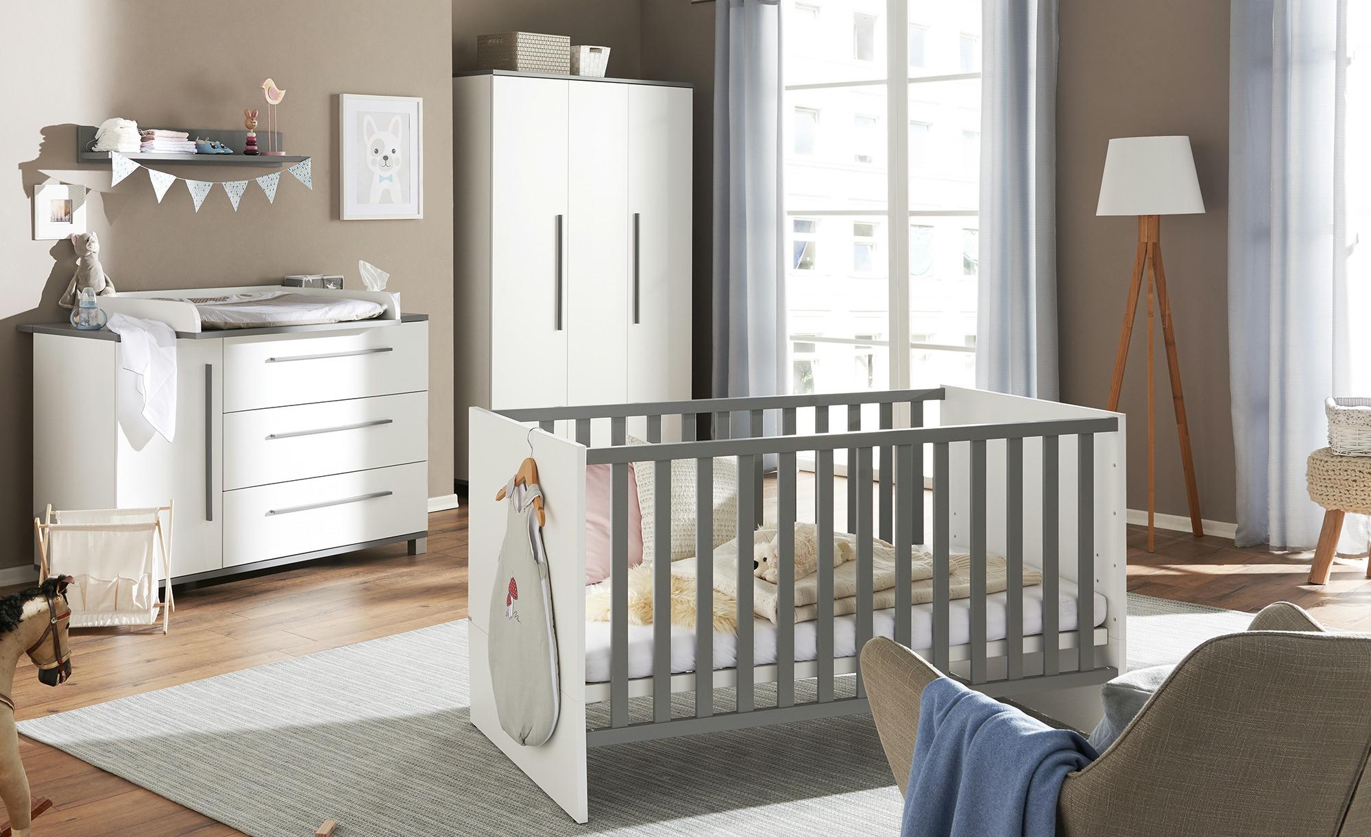 Babyzimmer, 21 teilig Kalea, gefunden bei Möbel Höffner